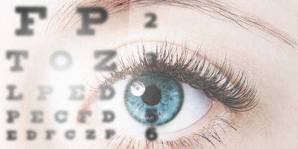 Booking an eye exam